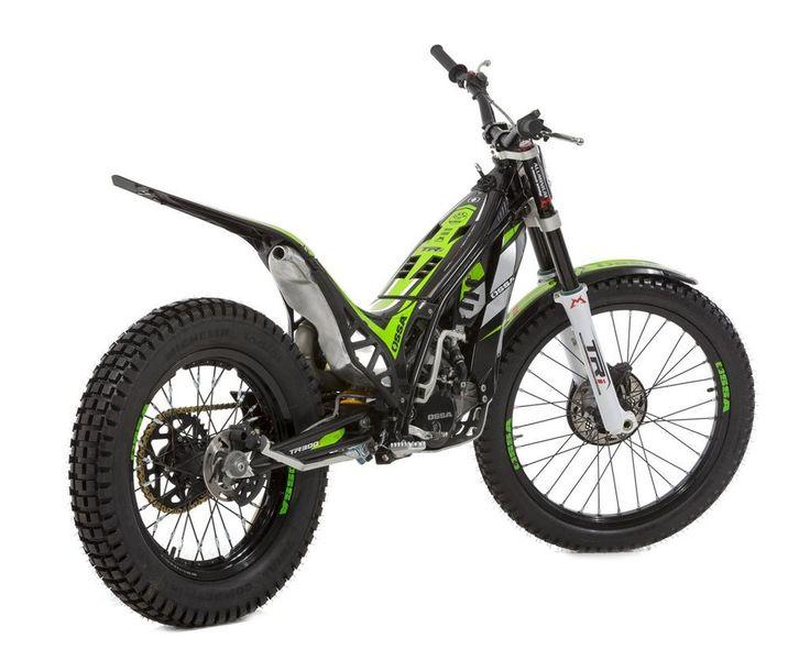 Ossa 2015 trials bike