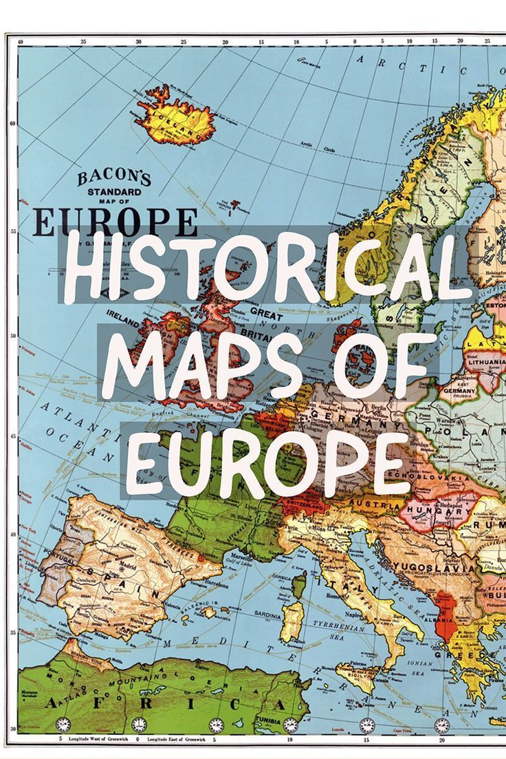 Family Tree's book of historical maps - Europe is a must
