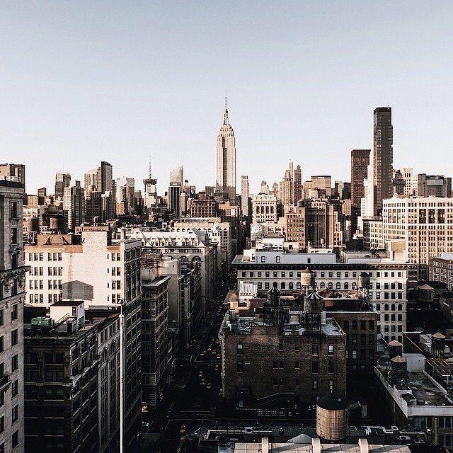 New York. Great photo!