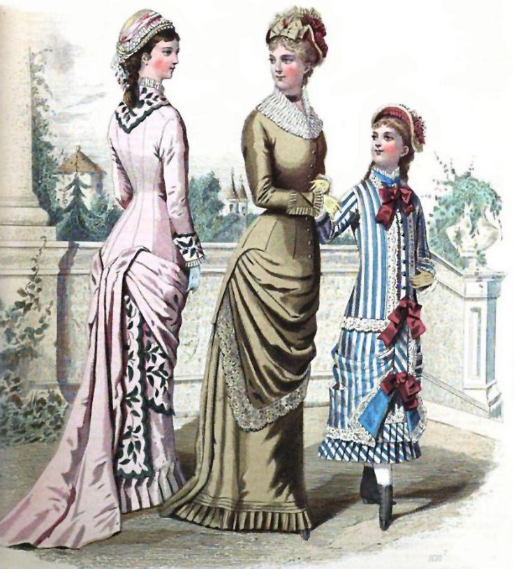 16 Best 19th Century WOMEN'S FASHION Images On Pinterest