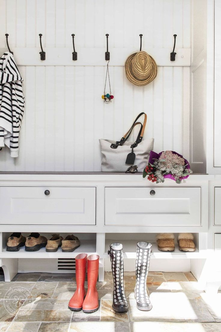 mud room - kmidesign