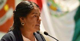 El Estado debe velar por el respeto irrestricto de los derechos humanos de los migrantes: Eufrosina Cruz