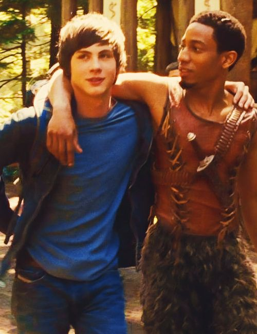 Best Friends Forever - Percy Jackson and Grover Underwood.