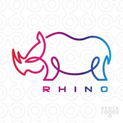 Rhino Logo #logo