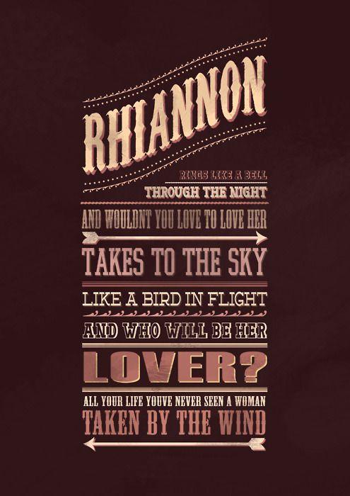 """Take to the Sky, like a Bird in Flight"" -Rhiannon (Fleetwood Mac). fav quote & fav song"