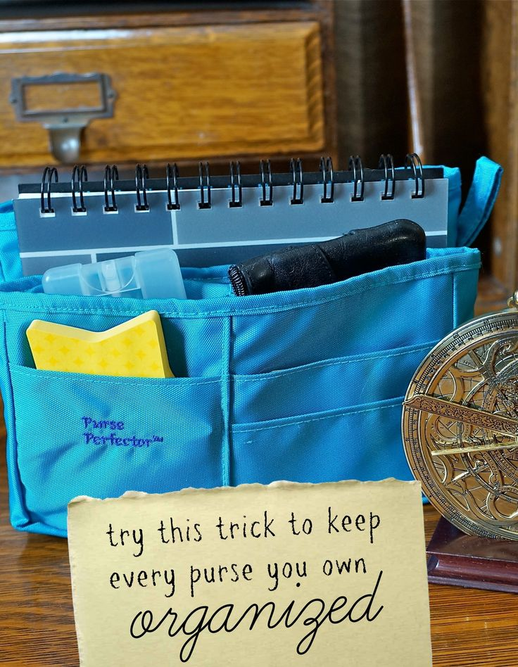 17 Best images about Organize Your Purse on Pinterest ...
