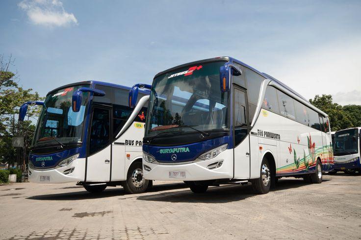 PT Suryaputra Selalu Update Bus Pariwisata Setiap Tahun nya, dan tidak diragukan lagi kenyamanan dalam wisata Anda menggunakan Bus Suryaputra.