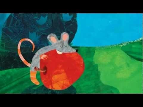 Digitaal prentenboek -> kleine muis zoekt een huis