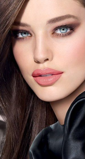 Emily Didonato: perfect most beautiful facial features I've ever seen.