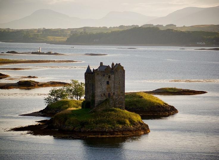 ScotlandIreland, Dreams, Castles Stalker, Holy Grail, Islands, Scotland Castles, Monty Python, Places, Castles Scotland
