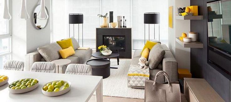 Ev dekorasyonu fikrine bayılanlardansanız siz de mutlaka gri rengi en az bir kere aklınızdan geçirmişsinizdir.
