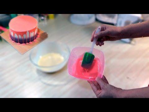 Рецепт Гляссажа. Зеркальная глазурь. / Recipe Passage. Mirror glaze - Я - ТОРТодел! - YouTube