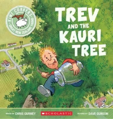 A humorous New Zealand retelling of Jack and the beanstalk, in which Mum resolves the problem at the end with her trusty chainsaw.