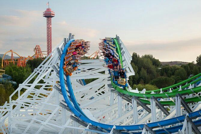 Skip The Line Six Flags Magic Mountain Admission Tickets Six Flags Great Adventure California Vacation Magic Mountain California