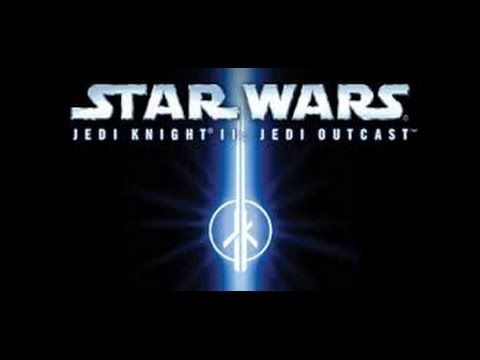 JEDI KNIGHTS 2:jedi outcast gameplay with mr lawson