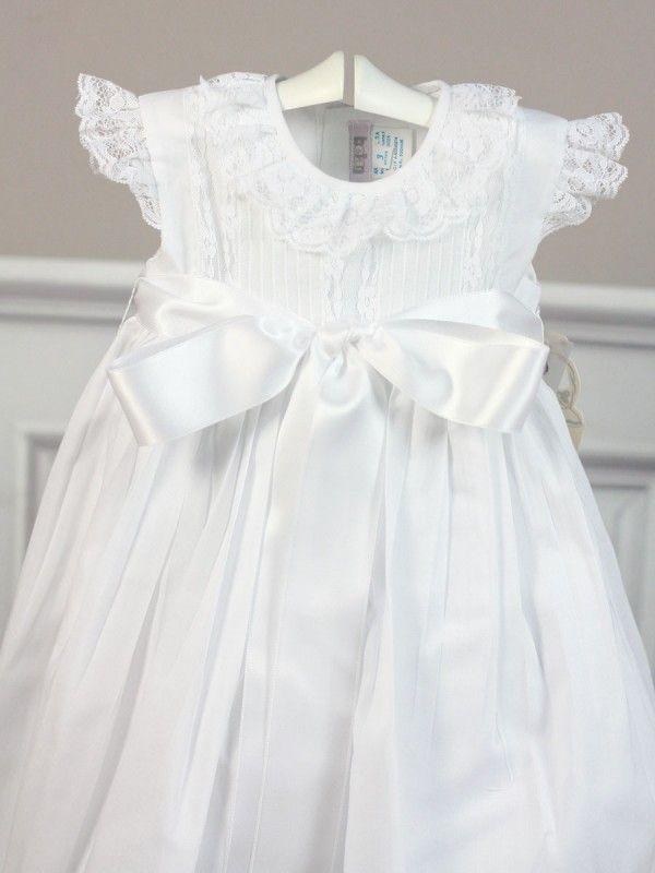Resultado de imagen para vestidos bautizo bebe 3 meses nena ...