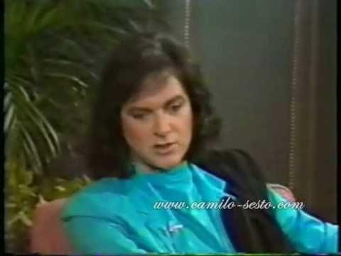 Camilo Sesto entrevista 1986 parte 1 - YouTube