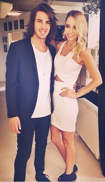 Drew and Tully  Big Brother Australia 2013