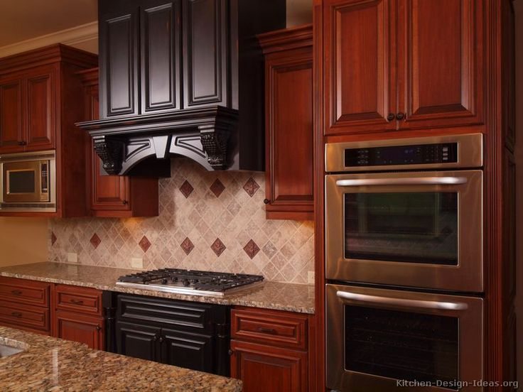 97 best Two Tone Kitchens images on Pinterest Pictures of