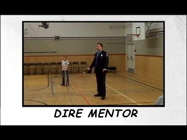 DIRE MENTOR. Un aperçu du programme DIRE MENTOR, pour les élèves de la quatrième à la sixième année.