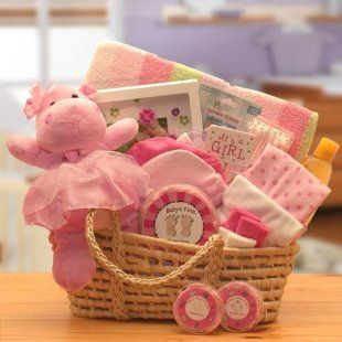 10 New Baby Gift Basket Ideas: Ready Made & DIY *Updated #baby carrier diy #diy baby carrier #fashion baby carrier