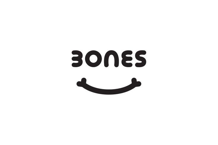 Burgess Studio / Bones #graphic #design #identity #restaurant