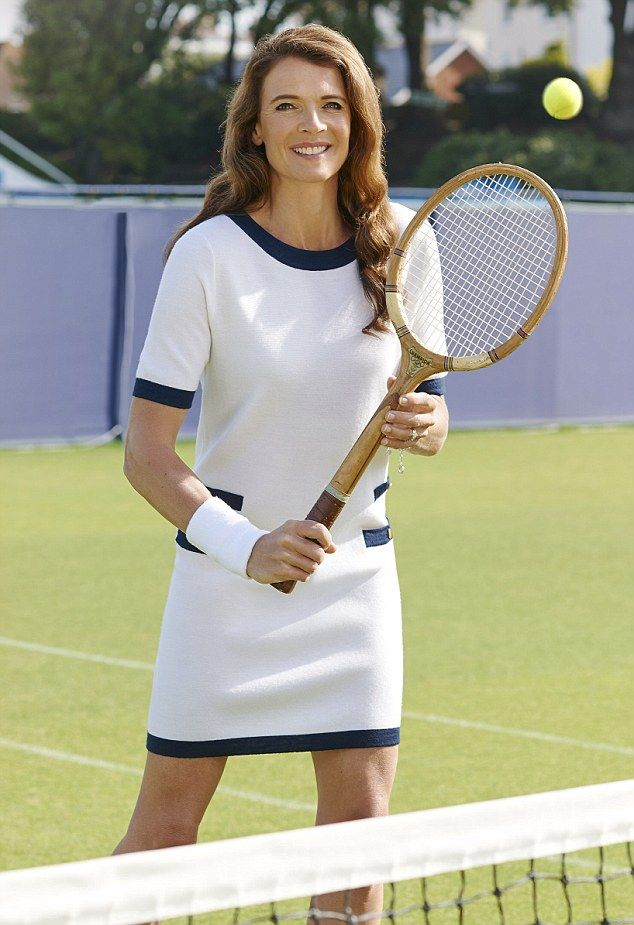 10 best images about Annabel Croft on Pinterest