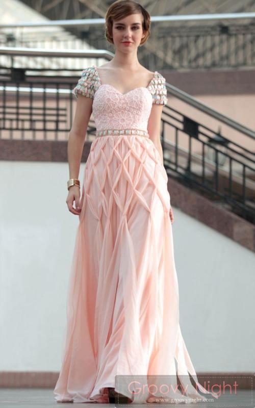 HAPPYカラーで幸せな気分になれちゃうお姫様ロングドレス♪ - ロングドレス・パーティードレスはGN|演奏会や結婚式に大活躍!