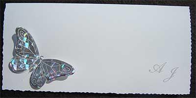 Ref 34 Silver (www.weddingcards.co.za)