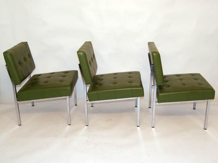Easy chairs, Verkstads AB Lindqvist Motala