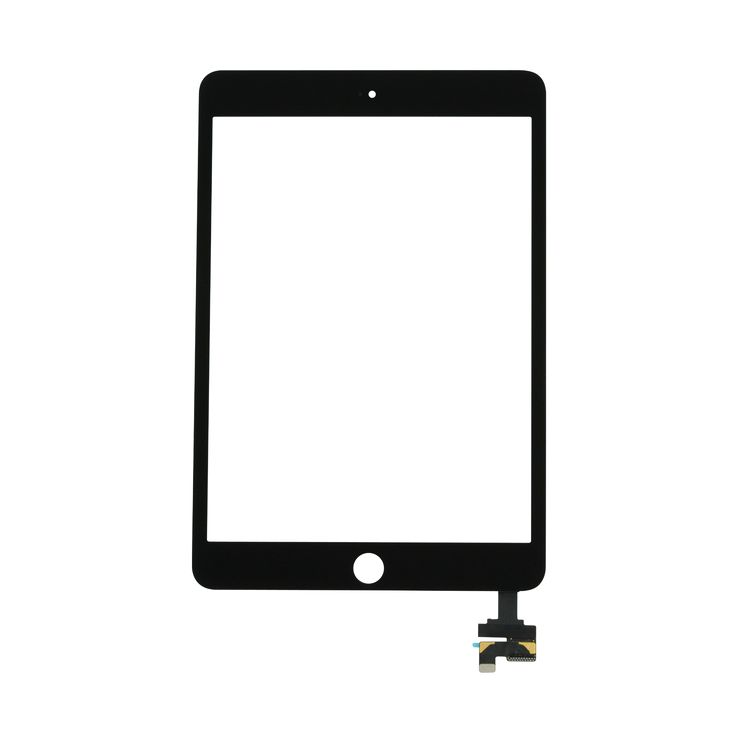 #iPad Mini, #iPadMini2 digitizer black with IC chip now available at icell spare parts.