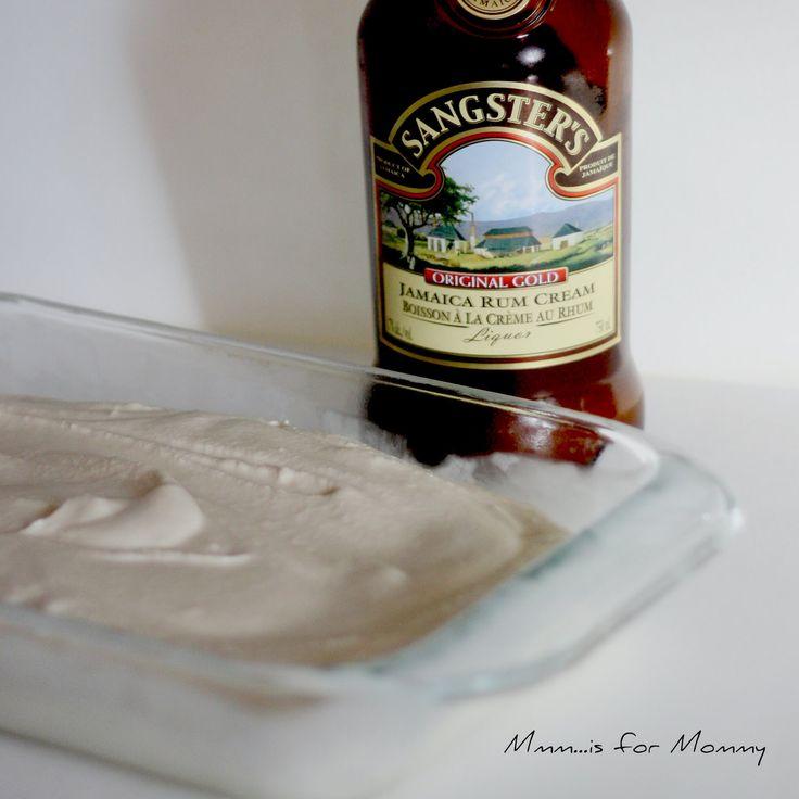 Sangster's Jamaica Rum Cream Ice Cream