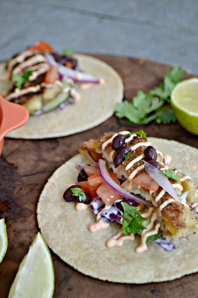 39 best images about mexican food on pinterest margarita for Fried fish tacos recipe