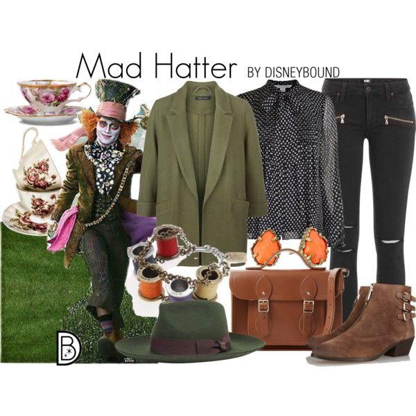Disney Bound - Mad Hatter