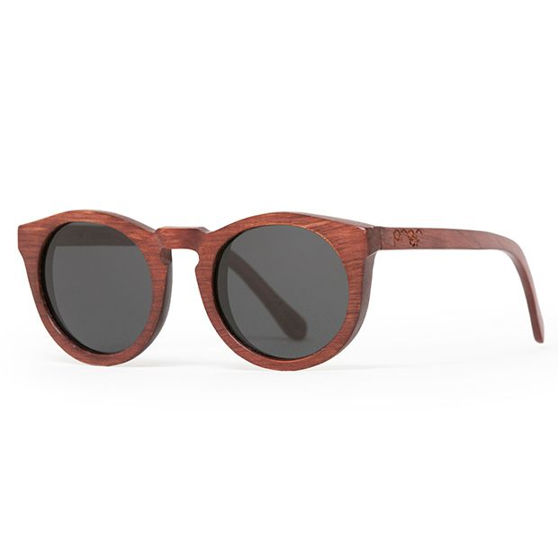"""""""My apartment is filled with rich mahogany......sunglasses"""" The Proof 'Hayburn' Mahogany sunglasses. #proofeyewear #woodensunglasses"""
