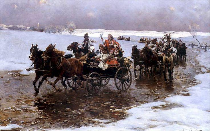 http://www.pinakoteka.zascianek.pl/Wierusz_Kowalski/Images/Wesele_krakowskie.jpg