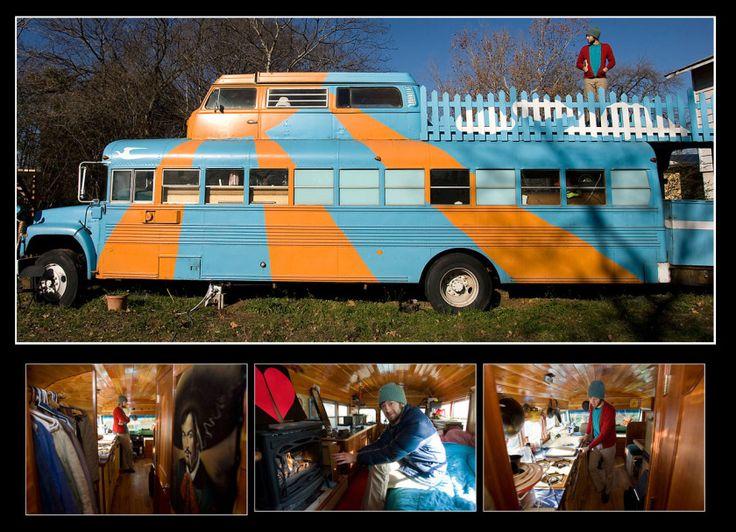 78+ images about Schoolies Bus Conversions on Pinterest ...