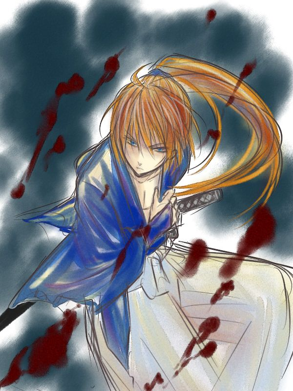1000+ images about Anime - Rurouni Kenshin and Samurai X ...