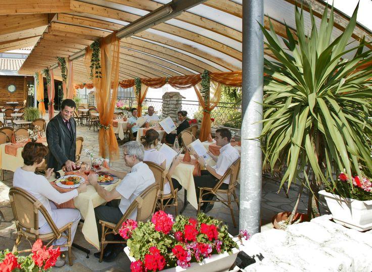 Terrasse / Brasserie