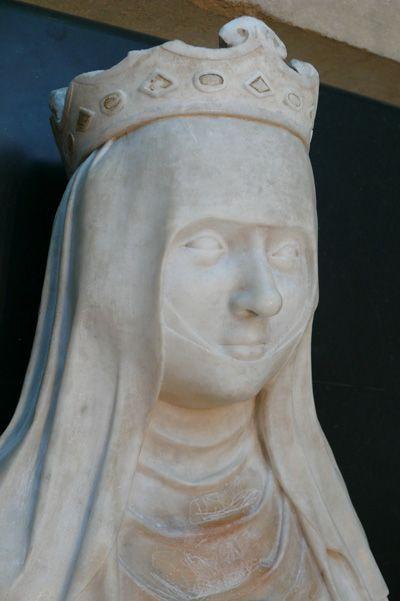 Jeanne d'Évreux, née vers 1310, décédée le 4 mars 1371 à Brie-Comte-Robert, reine de France, est la fille de Louis d'Évreux et de Marguerite d'Artois, et la petite-fille du roi Philippe III et de Marie de Brabant. Elle fut la troisième épouse de Charles IV