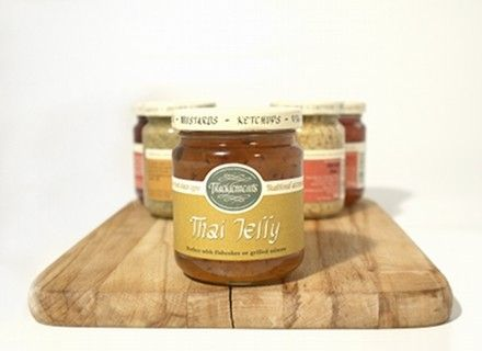Tracklements' Thai Jelly 250g - Available at smoked-foods.co.uk