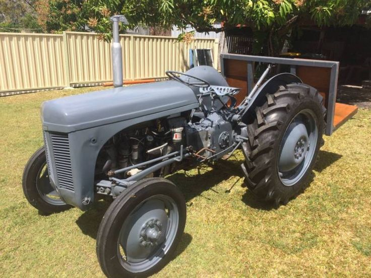 19 best Massey Ferguson Collector images on Pinterest | Old tractors ...