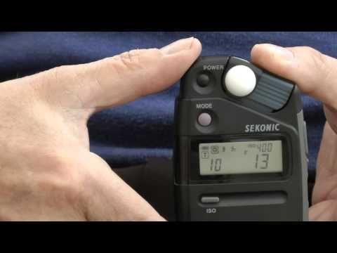#SekonicL308SFlashmate light meter | Cameras Direct Australia