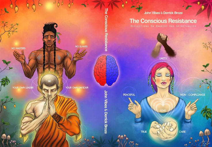 'The Conscious Resistance'  #conscious #art #resistance #peace #freedom #unity #nomastersnoslaves #colour #life #naturalmedicine #psychedelics #care #truecare #digitalart #digitalpainting #consciousresistance
