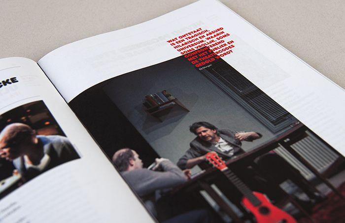 Schouwburg Kortrijk - Cultuurbrochure 13-14 | by Skinn Branding Agency