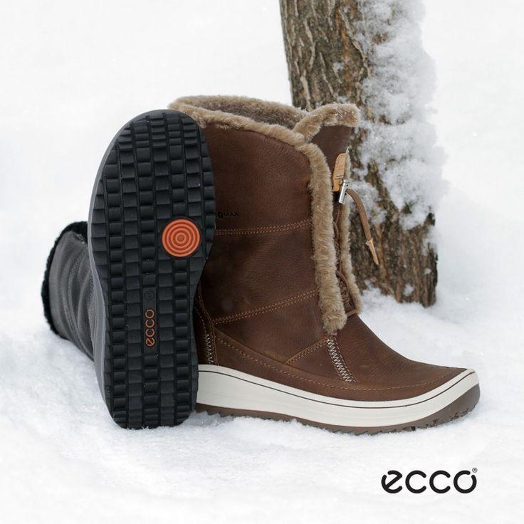 Gagnez une paire de bottes ECCO grâce à Chaussures Parent