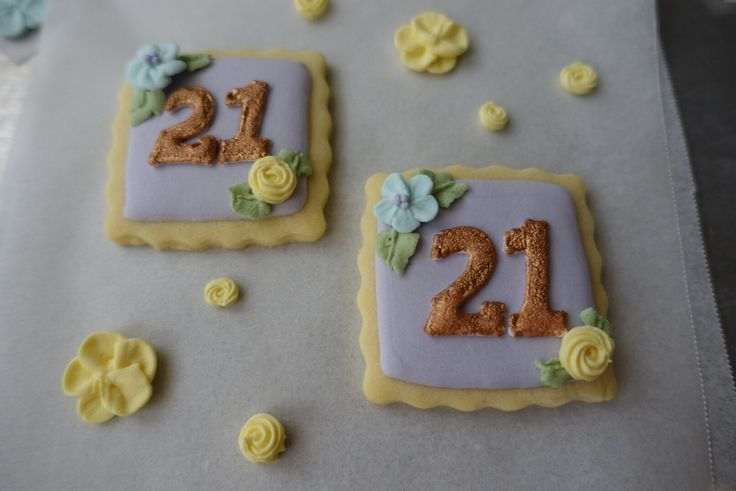 21 cookies
