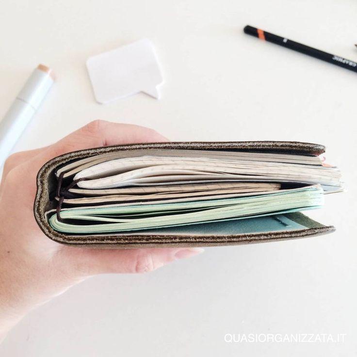 Il mio setup bullet journal: un mix di varie metodologie di produttività sperimentate nel tempo. E voi il vostro Bullet journal l'avete già messo su?