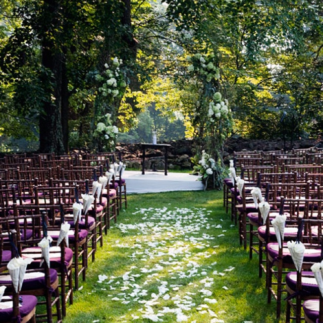 Outdoor Wedding Ceremony: 264 Best Outdoor Weddings Images On Pinterest