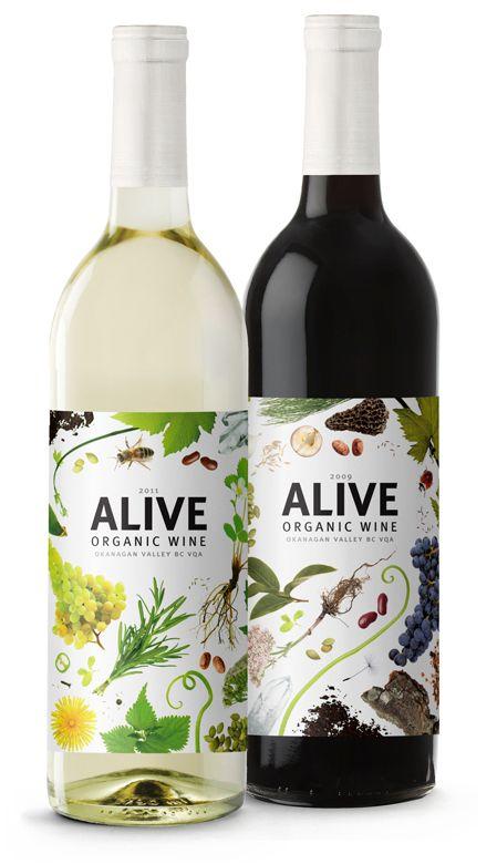 Okanagan Food & Wine Writers Workshop - Blog - Wine News: Summerhill launches new label --Alive